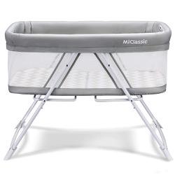 #1 MiClassic 2-in-1 Bassinet Crib